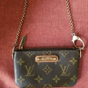 Louis Vuitton Mini Milla PM Pouchette